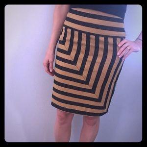 Eva Franco high waisted pencil skirt